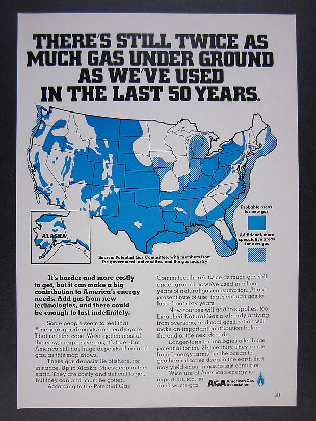 Details about 1978 AGA American Gas ociation Natural Gas Deposits US on flat map of united states, printable flat map, flat map pennsylvania, world map, sua flat map, america flat map, chantry flats map, flat globe, flat map of countries, flat map of asia, future of the united states map, usa map, a flat map, flat global map, 48 united states map, red state blue state map, flat europe map, empty states map, flat continent map, globe flattened to map,